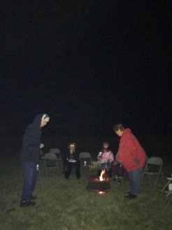 Kids' Club for Christ Campfire